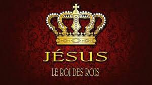 Jésus roi